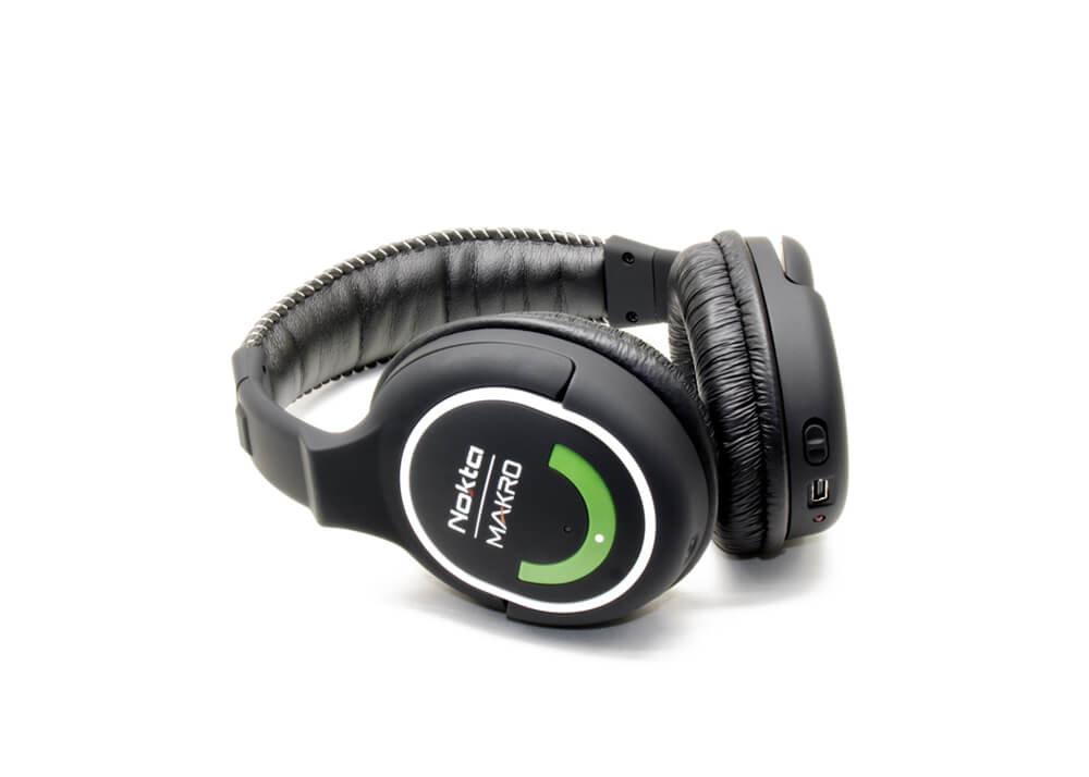 Nokta Makro - 2.4GHz Wireless Headphones  (Green Series)