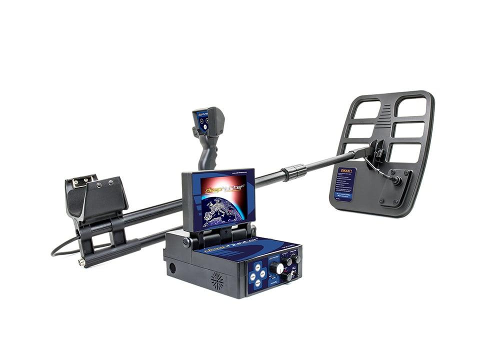Deephunter 3D Metal Detector