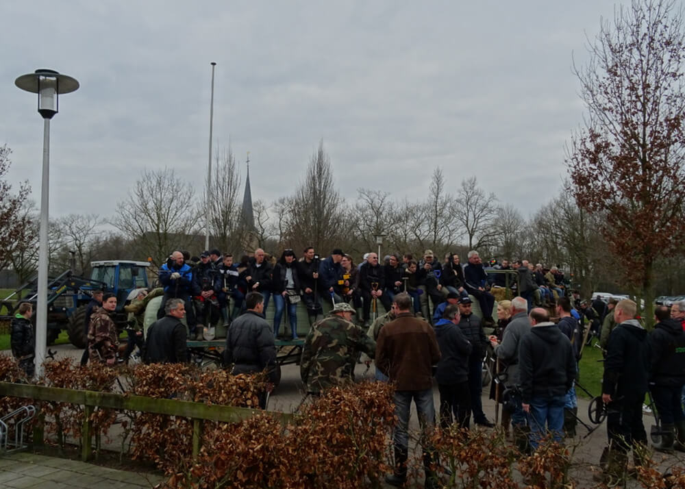 Dutch Detector Rally