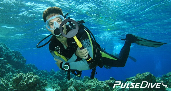 PulseDive Scuba Under The Sea