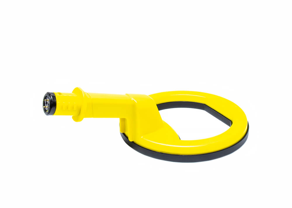 "PulseDive - Replaceable Scuba Coil - 14x14 cm / 5.5"" (Yellow)"