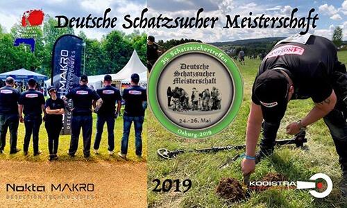 Deutsche Schatzsucher Meisterschaft 2019