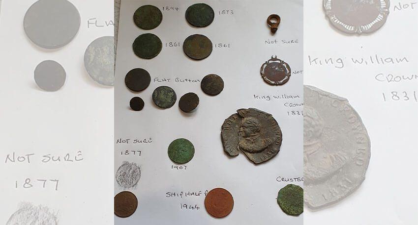 Einige Funde von gestern - Cover