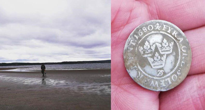Silver 4 Ore 1680 - Cover