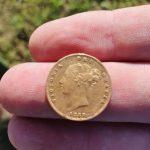 Mijn eerste gouden munt vandaag op de Anfibio