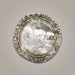 Beautiful Edward VI shilling