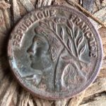 French coin? Or French token??
