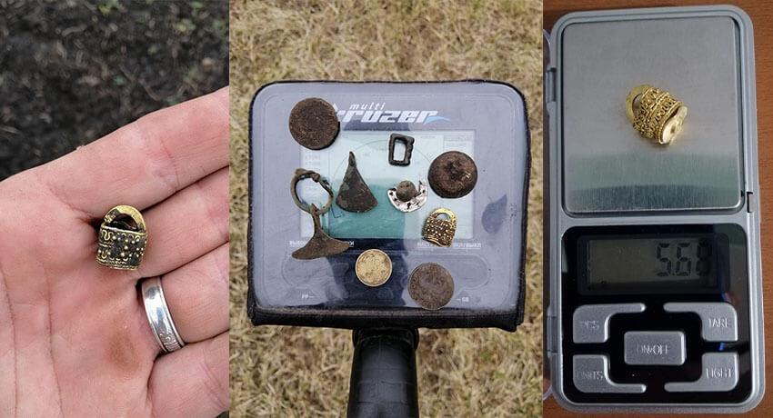 Nokta Makro Detektoren Multi Kruzer Erfolgsgeschichte des Metalldetektors ... Foto des Autors: Sergey Nosko ... Veröffentlicht von Sergej Nosko ...