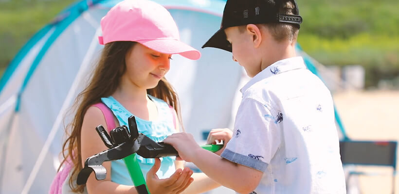 Podziel się swoim hobby z dziećmi, aby stworzyć wspaniałe rodzinne wspomnienia