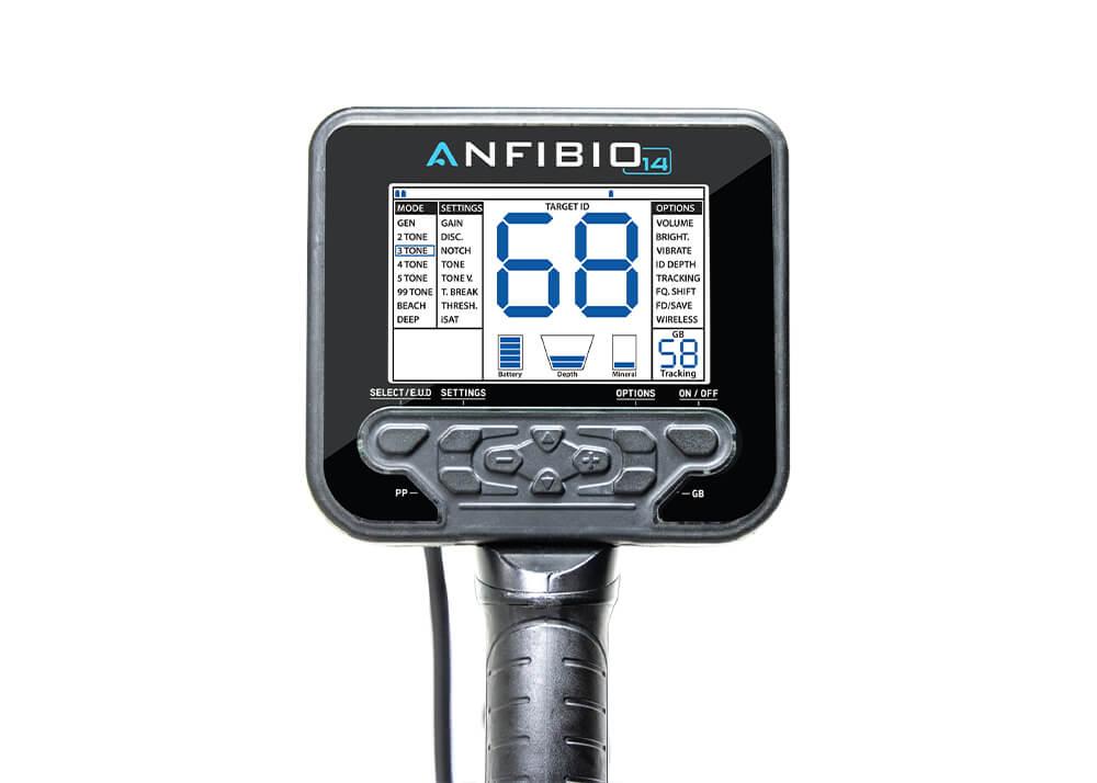 Nokta Makro Anfibio 14 جهاز الكشف عن المعادن 4