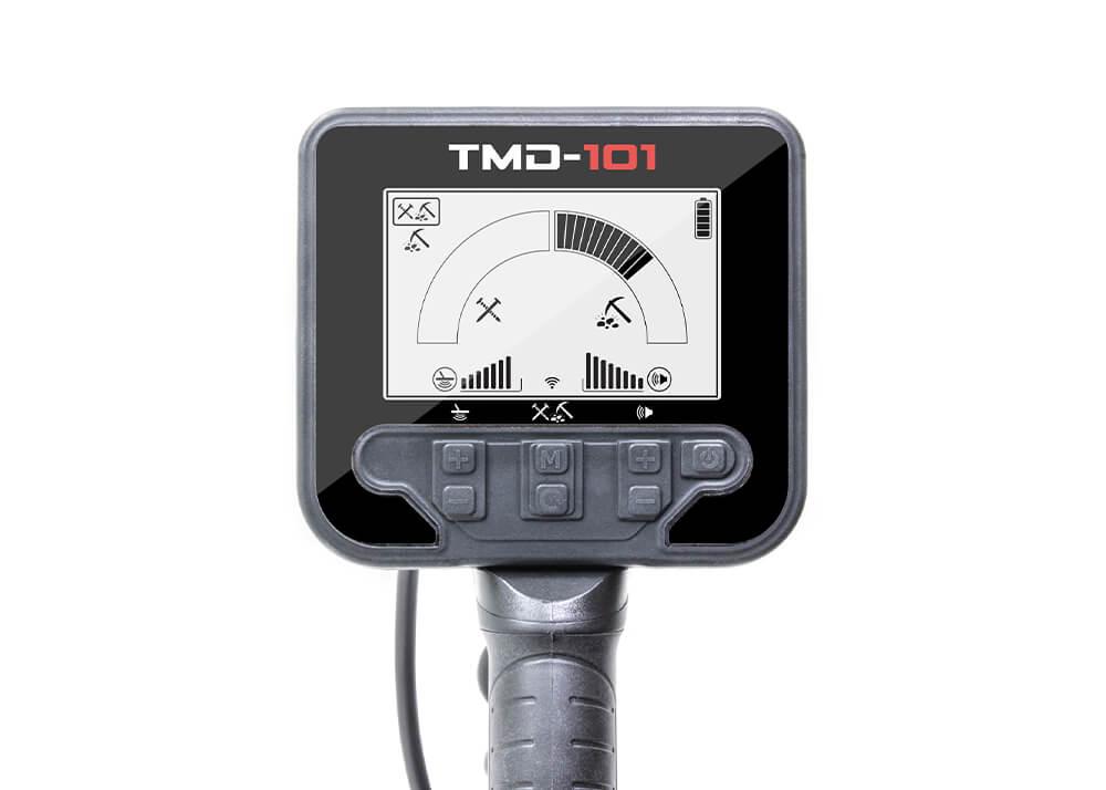 Nokta Makro TMD-101 Technical Metal Detector 4
