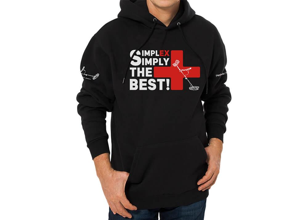 Simplex+ sweater