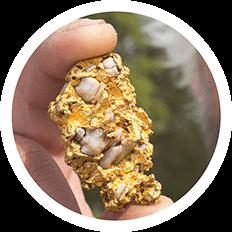 Wyszukiwarka złota 2000 Suwak Samorodek złota Znajdź