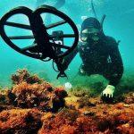 Você já experimentou a detecção subaquática de metal - 1
