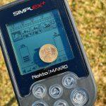 Meine erste Münze mit dem neuen Detektor - 1
