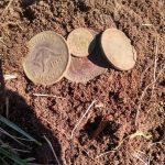 Heute mein erster Fingerhut und schöne Münze verschüttet - 1