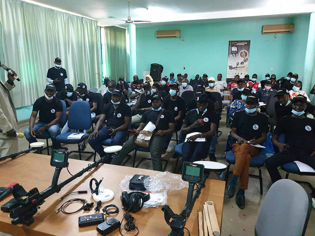 Mali Seminar And Training Day 2021 - 2