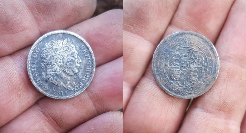 Ayer 1817 George 3rd - Portada