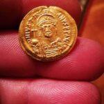 Gevonden Justinianus 5e eeuw met Simplex - 2