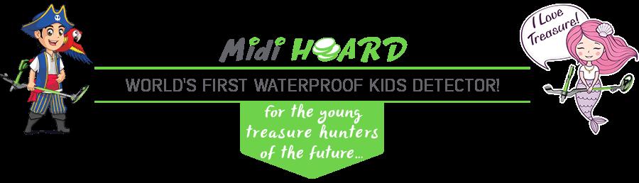 Nokta Makro Midi Hoard Baner nagłówka