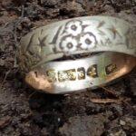 Ring, Münze und Knopf mit Simplex+ -2