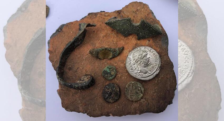 Septimus Severus Found With Anfibio